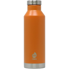 MIZU V6 Isoleret flaske 560 ml, orange